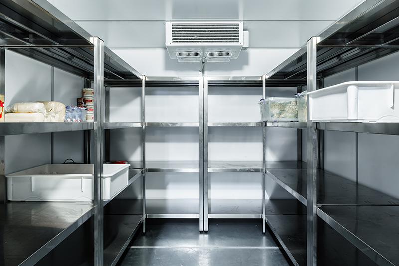 Gewerbekühlung Supermarkt, Fleischerei, Bäckerei