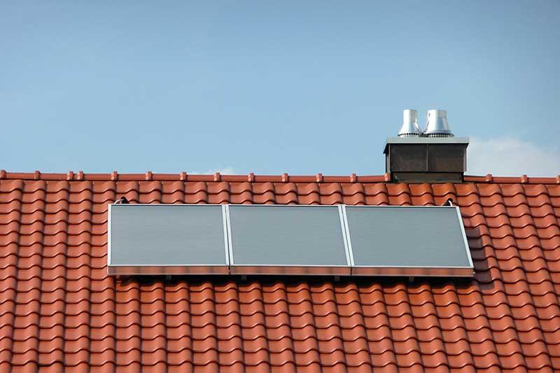 Thermische Solaranlage kaufen und montieren lassen