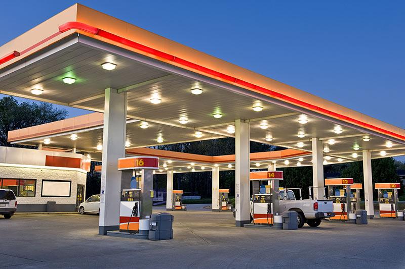 Luft- und Klimatechnische Anlagen für Tankstellen Betreiber